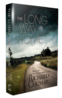 The Long Way Home [hardcover] by Richard Chizmar
